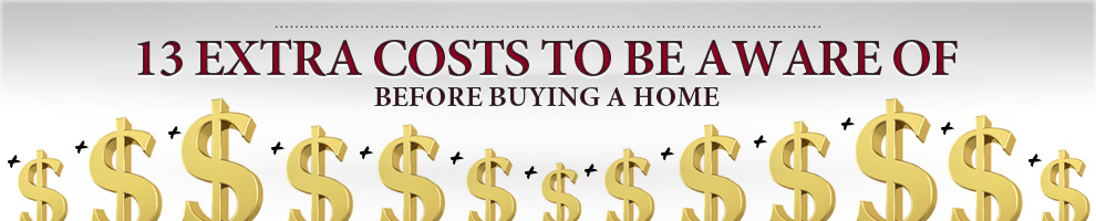 13 Extra Costs to Be Aware of Before Buying a Home Image